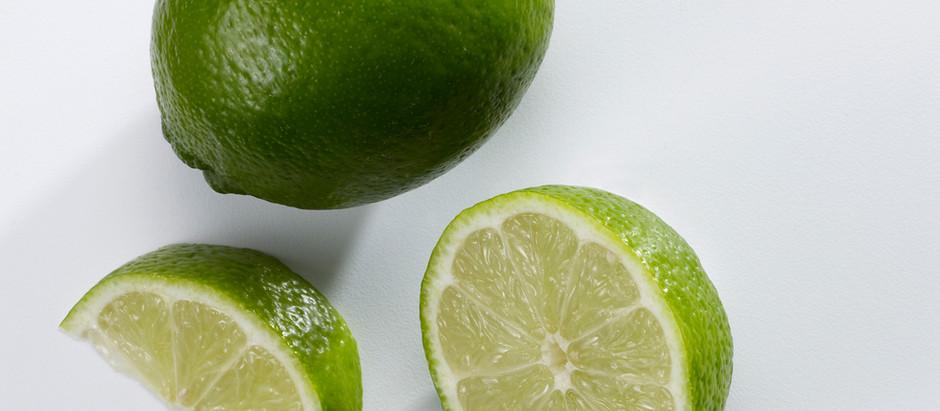 Sometimes Life Hands you Lemons... or Limes