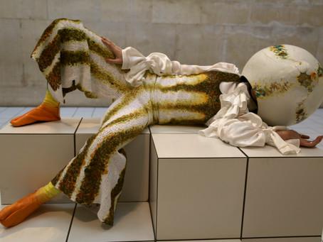 The Squash: Anthea Hamilton at Tate Britain