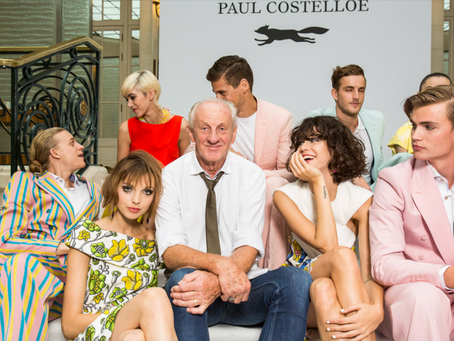 Paul Costelloe and the Future of Fashion