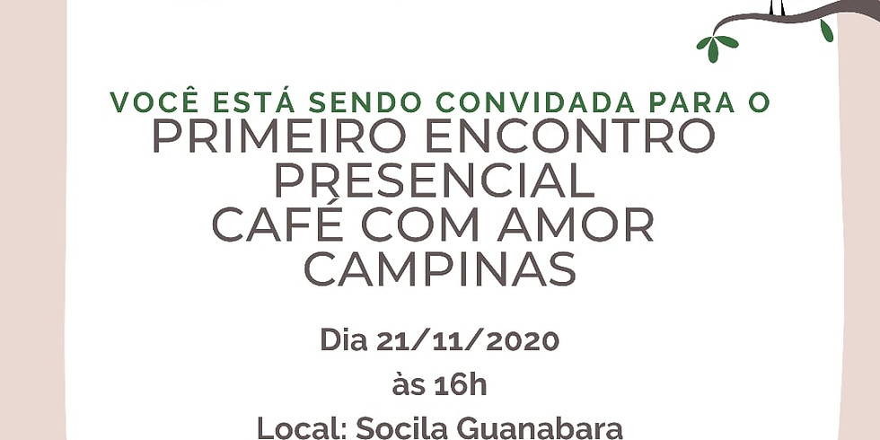 Confraternização Café com Amor e Diversão - AMETISTA