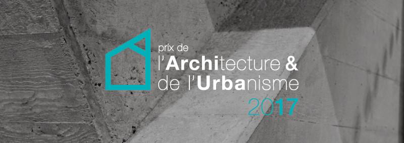 PRIX URBANISME ET ARCHITECTURE DE LIEGE