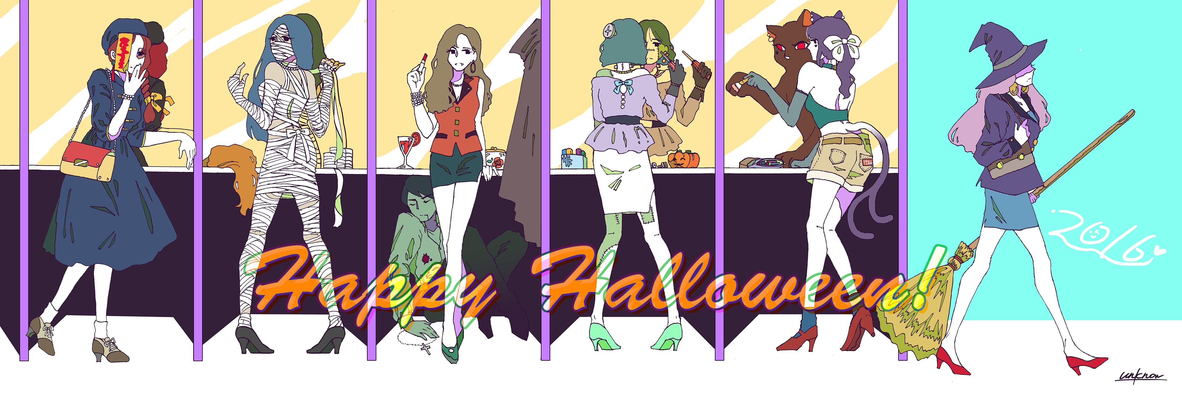 Halloweenはこれから