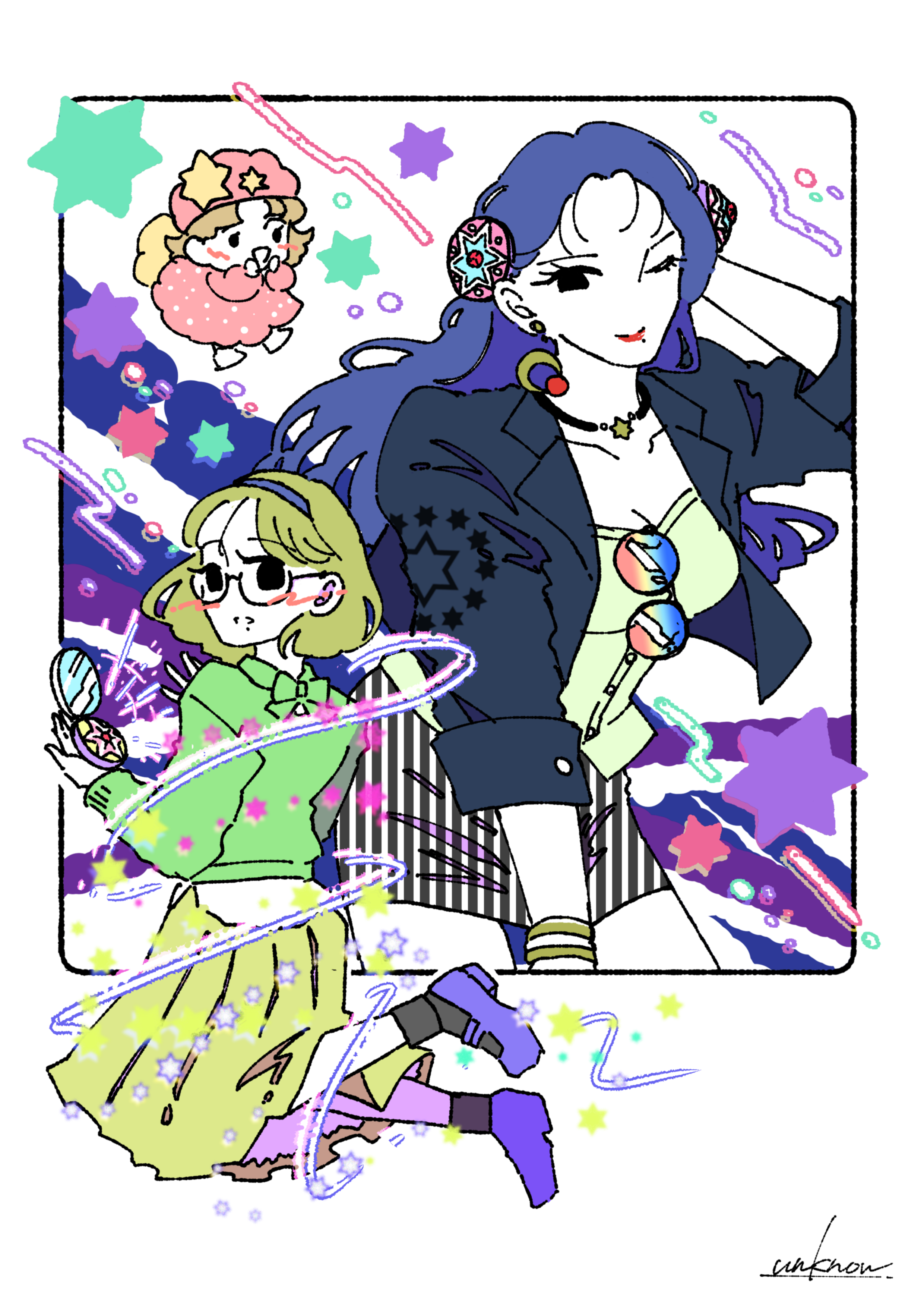 夢みる魔法♡マジカルスキャンダル ~hikaru~