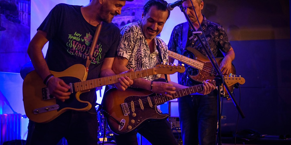 Jay Doe & The blues Preachers