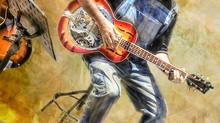 Jay Doe, músico de calle