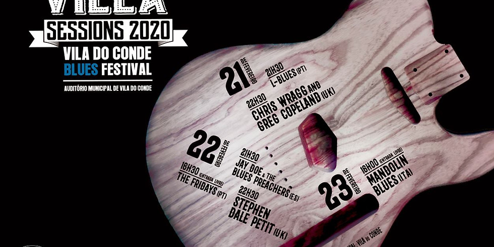 Vila do Conde Blues Festival 2020