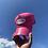 Thumbnail: Deion Leather Trucker Hat