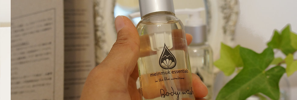 Sensual, Nourishing and Functional Body Wash