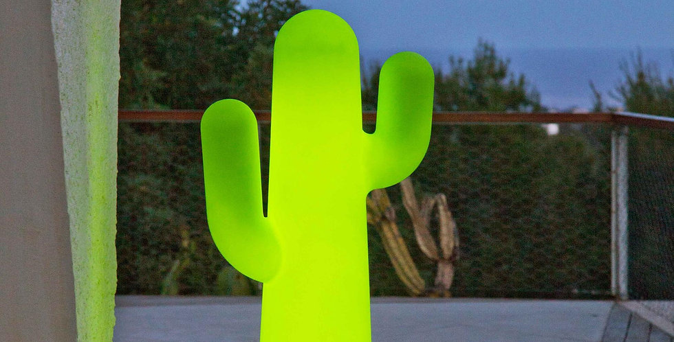 Pancho Cactus Outdoor LED lamp in 2 colours