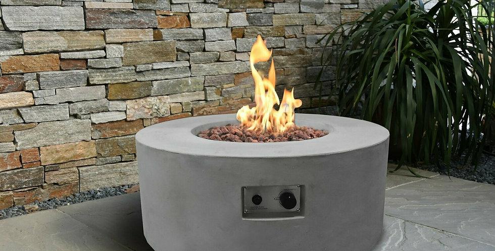 Conc GFRC Circular Fire table