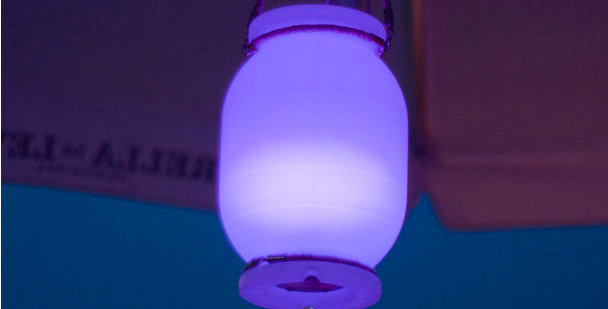 Candela: Portable Bluetooth lamp and speaker which is rechargeable