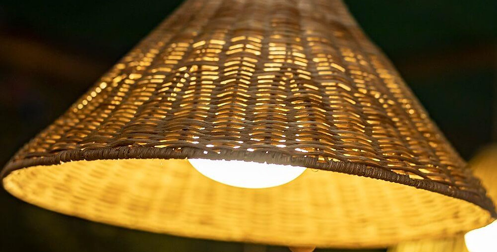 Calobra;A portable LED Outdoor Pendant: