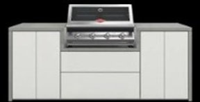 Beefeater Harmony Kitchen with 2000 series bbq