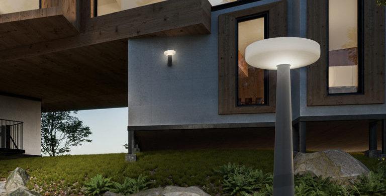 Paquita Solar Led lampost