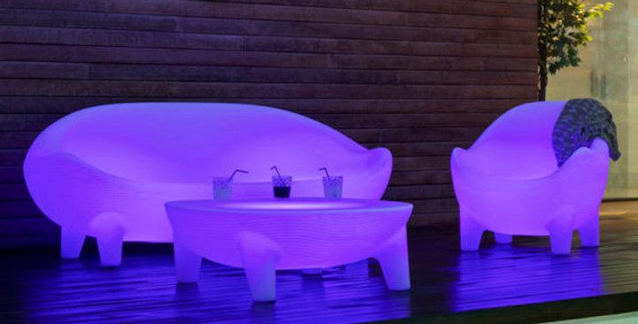 Jamaica Illuminated Sofa