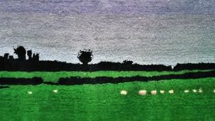 Killarney Cross Landscape