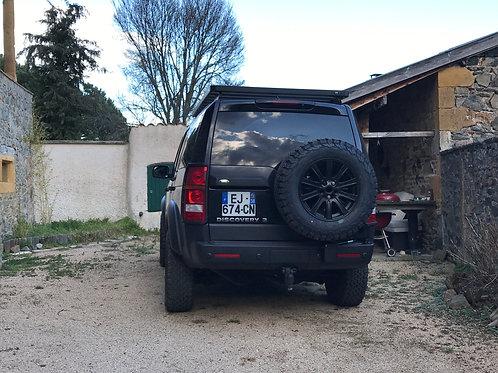 Porte-roue Frontrunner