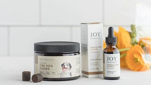 Joy Organics Pet CBD | WildLifeRx - CBD Store for Pets