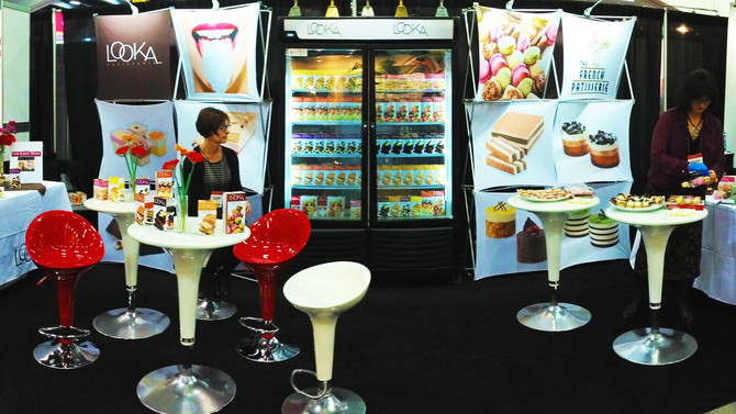 Thank you to everyone who visited us at the Fancy Food Show!
