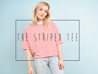 Must Have! The Striped Tee