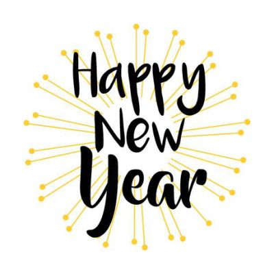Wishing you all a happy and healthy 2019!