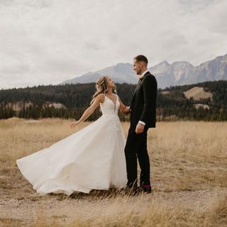 Matt + Jamie Wedding | Jasper Park Lodge