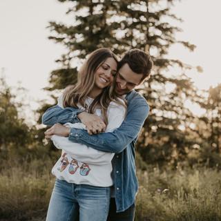 Carly + Jordan | Edmonton, Ab