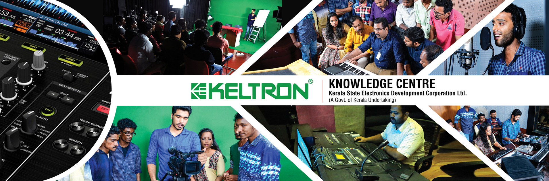 Keltron Knowledge Center, Chengannur