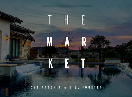 Spring Season Kicks Off with Year-Over-Year Increases // San Antonio Area Market Report March 2019