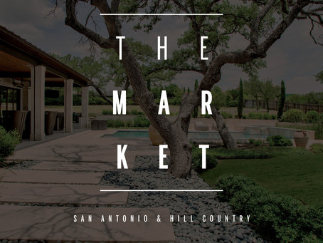 Sellers' Market Continues with Low Inventory // San Antonio Market Report September 2018