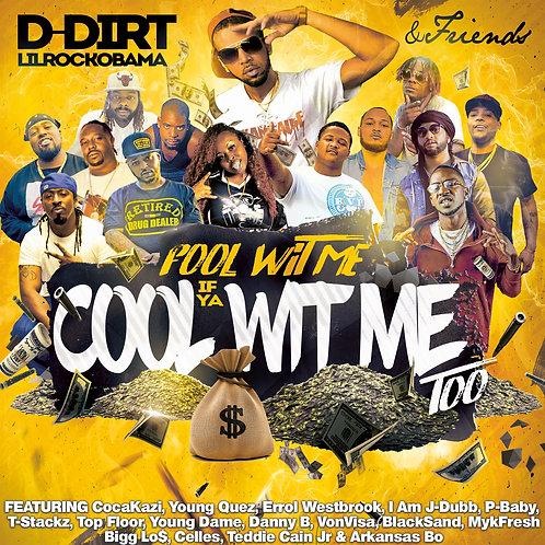 Fool Wit Me cd hard copy