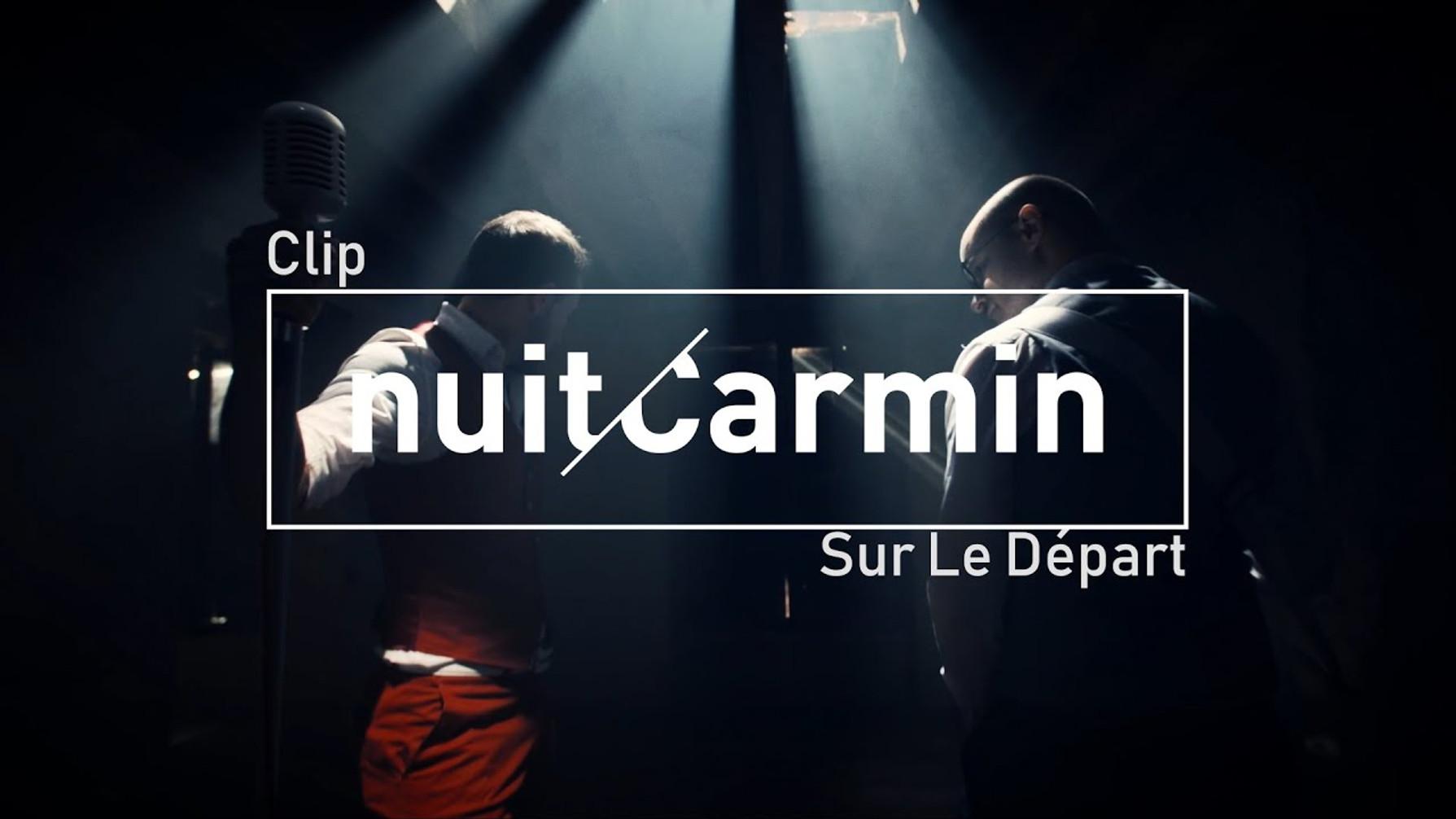 Nuit Carmin « Sur Le Départ »