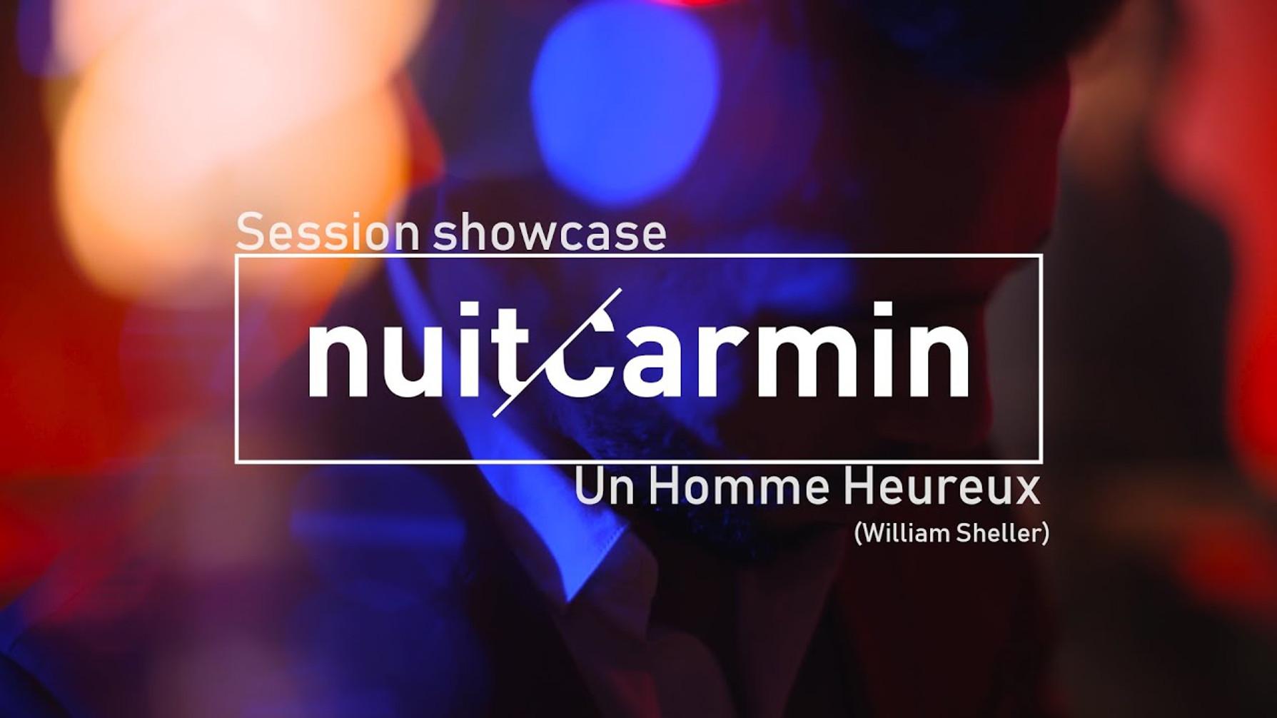 Nuit Carmin « Un Homme Heureux »