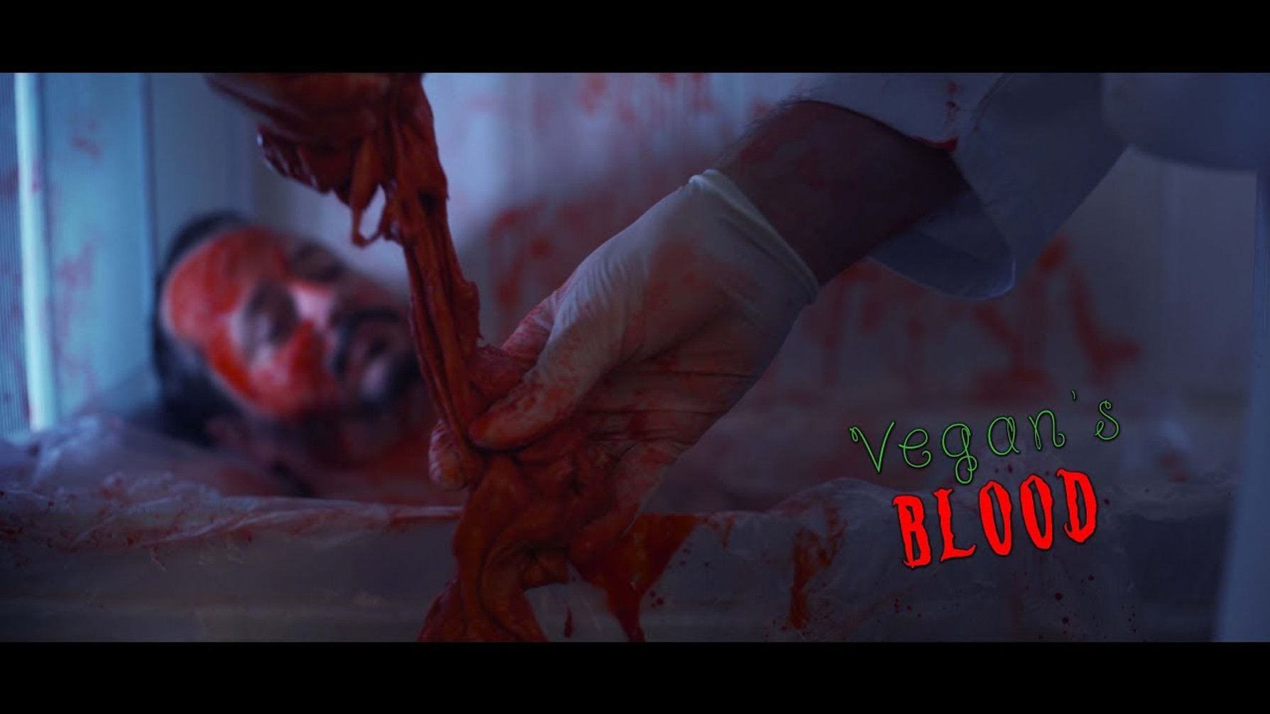 Vegan's blood