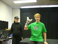 Unraku - Puppeteering Workshop