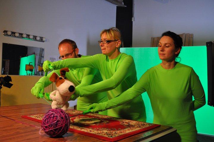 Unraku - Film performance
