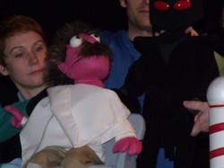Unraku - Puppet Slam