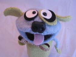 Custom order hand puppet