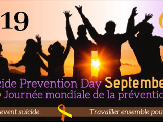 Working Together to Prevent Suicide