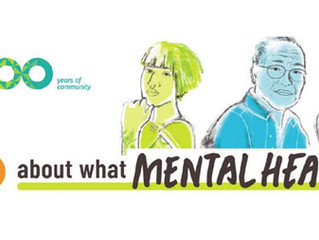 """CMHA Mental Health Week – """"Get Loud About Mental Health"""""""