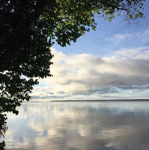 Lake Manitou - B. Lorraine Smith's original inspiration for paddling in Northern Ontario
