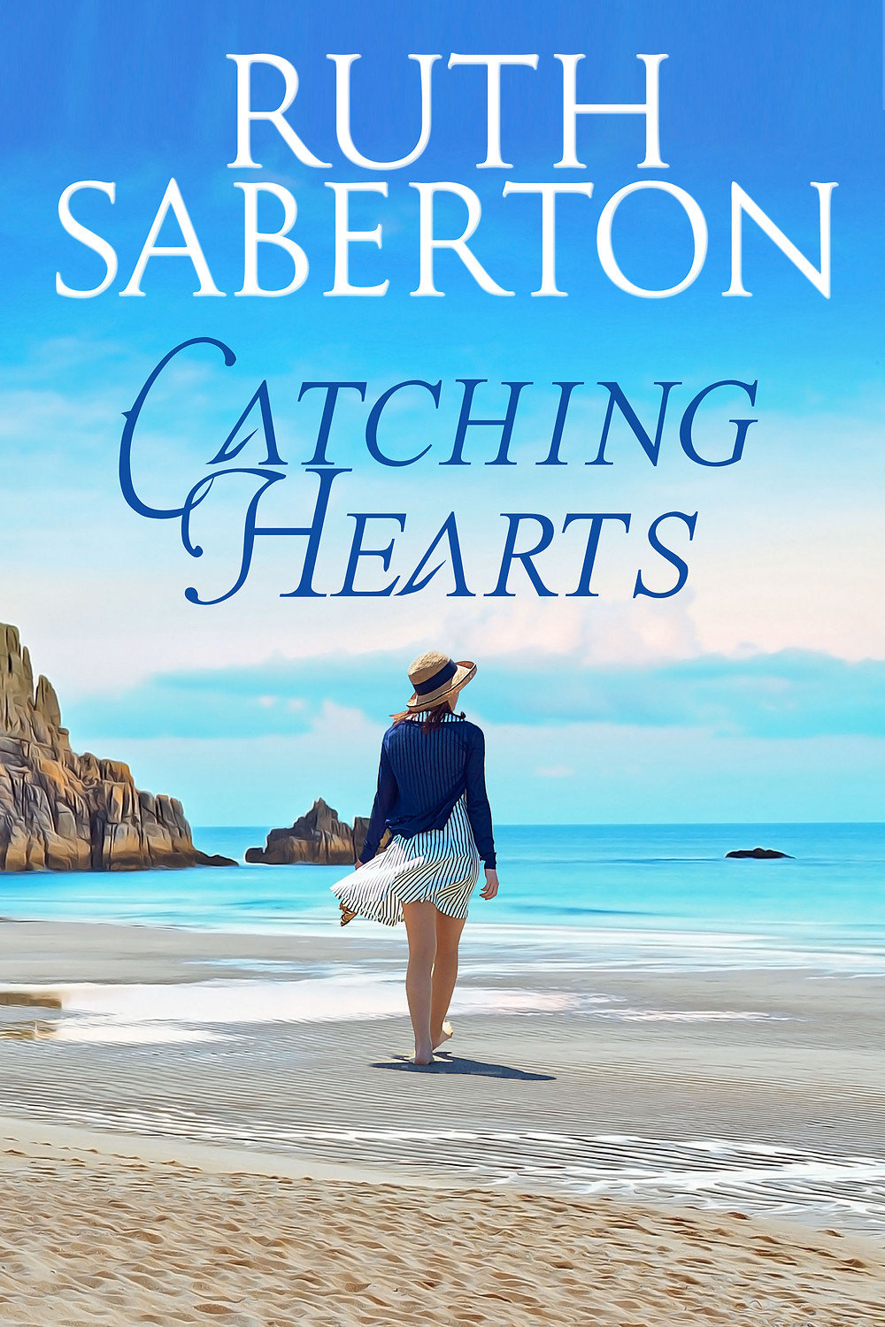 Catching Hearts Novel by Ruth Saberton