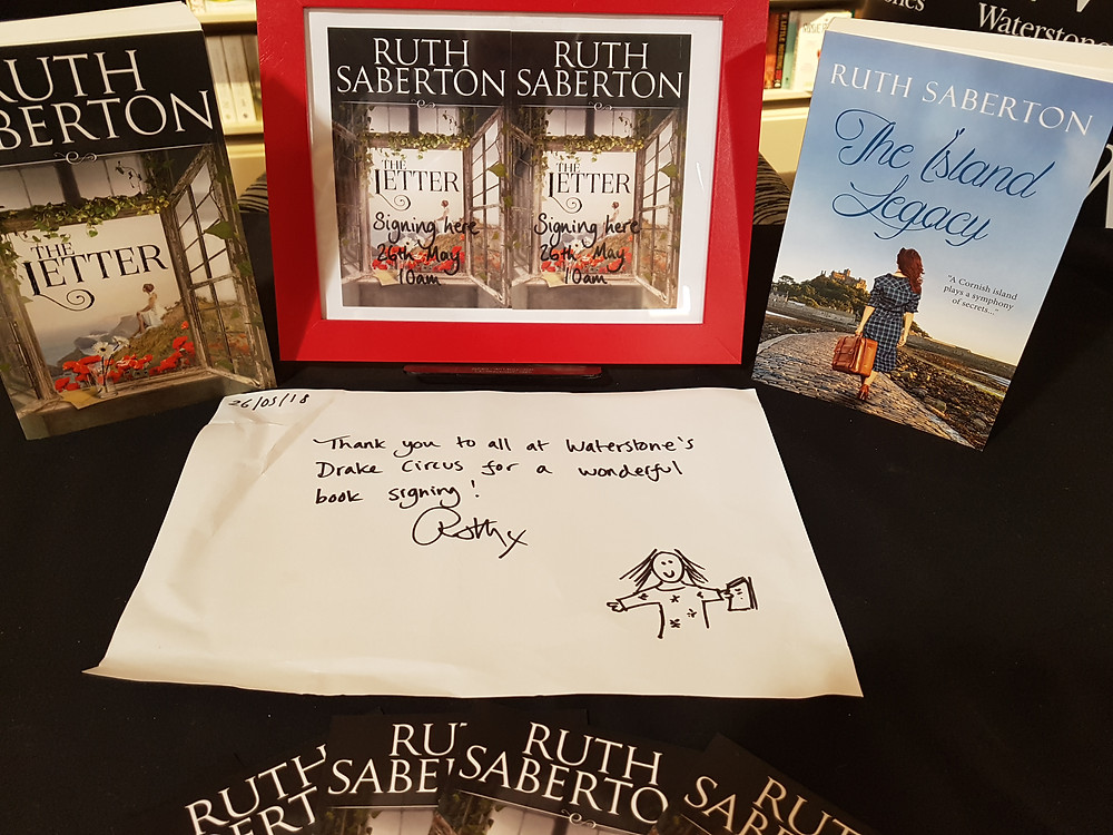 Ruth Saberton - The Letter - The Island Legacy