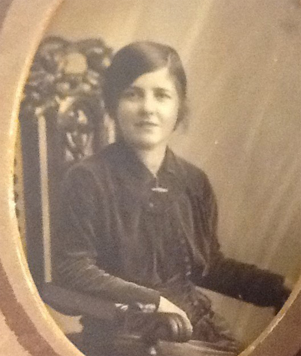 Ruth Saberton Great Aunt Ella