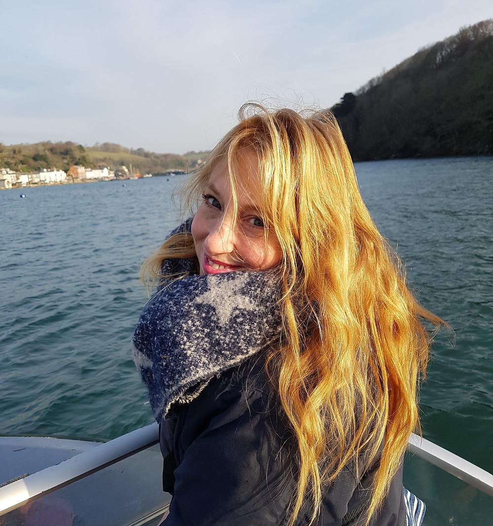 Ruth Saberton Boating