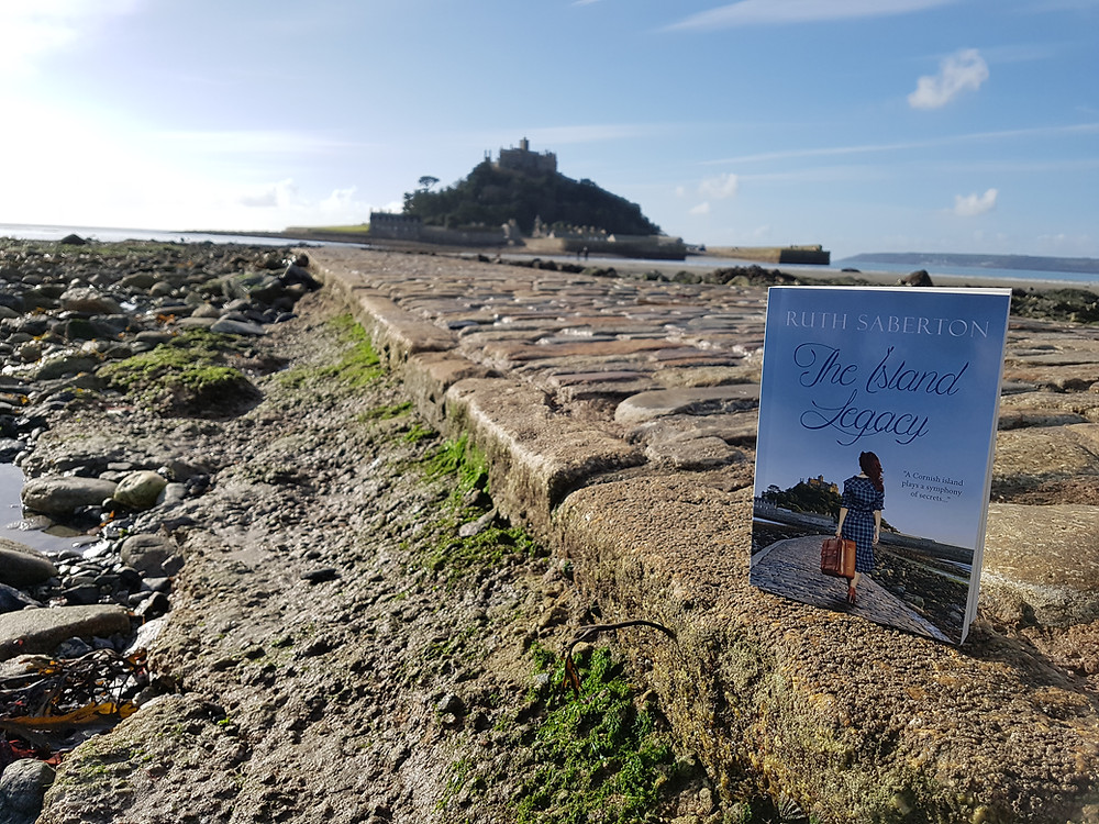 The Island Legacy at the incredible St Michael's Mount