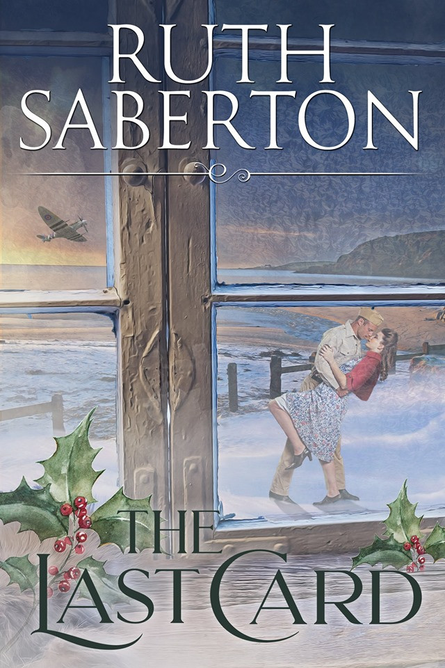 The Last Card book cover Ruth Saberton