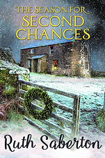 RuthSaberton The Season for Second Chances book Cornish Fiction Christmas