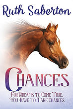 Ruth Saberton Book Chances Pony Story Fiction