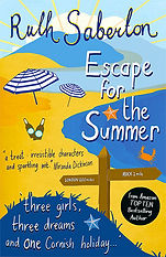Ruth Saberton Escape for the Summer bestselling Cornish fiction book